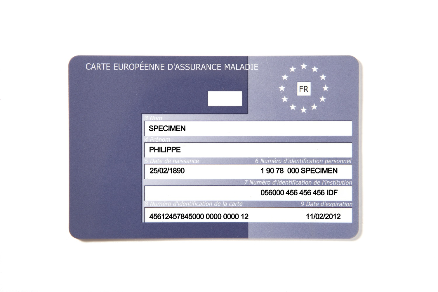 carte europeenne