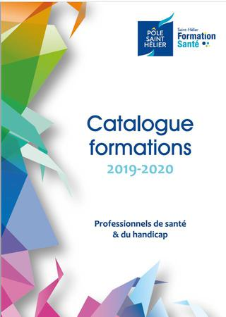 Catalogue formations 2019-2020